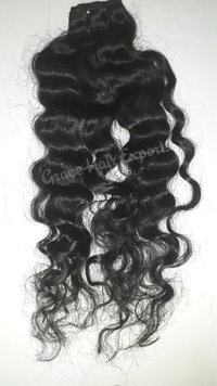 Long Deep Curly Weave
