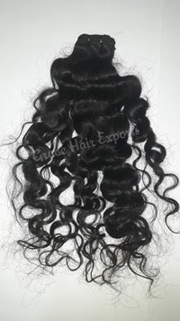 Virgin Weft Curly Hair