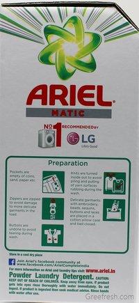 Ariel Matic Front Load