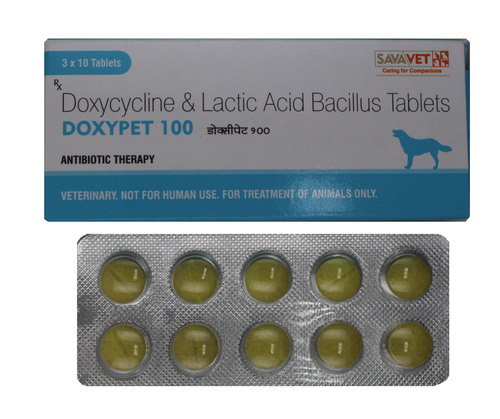 DOXYPET 100-DOXICYCLINE HYDROCHLORIDE 100M