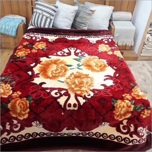 Woolen Mink Blankets