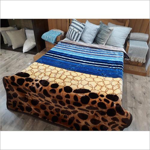 Pattern Mink Blanket