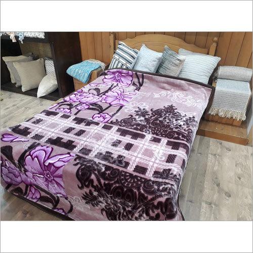 Designer Printted Mink Blankets