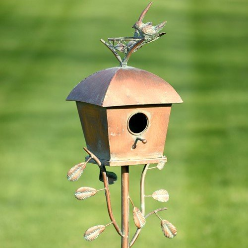 Square Bird House