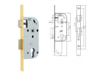Lock Body-MC001 Pipe