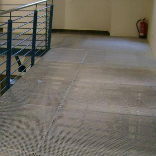 Expanded Metal Walkway & Stair Treads