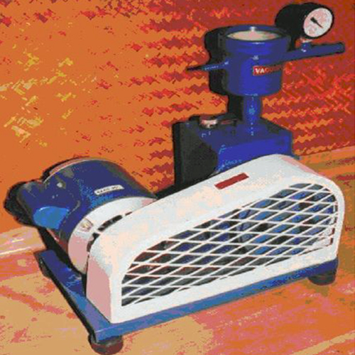 Rotary High Vacuum Pump