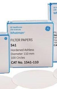 Filter Paper Grade: 541, 110 mm
