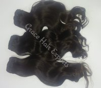 Body weave Indian Hair