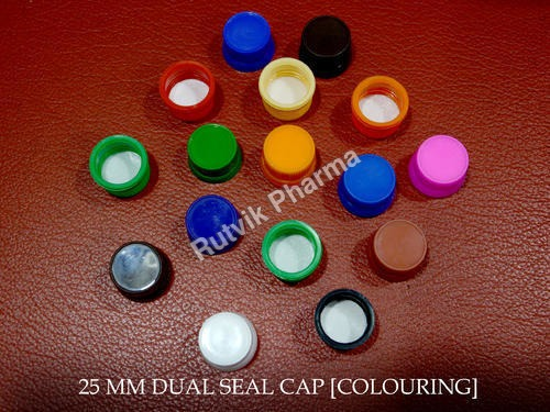 25 Mm Dual Seal Cap