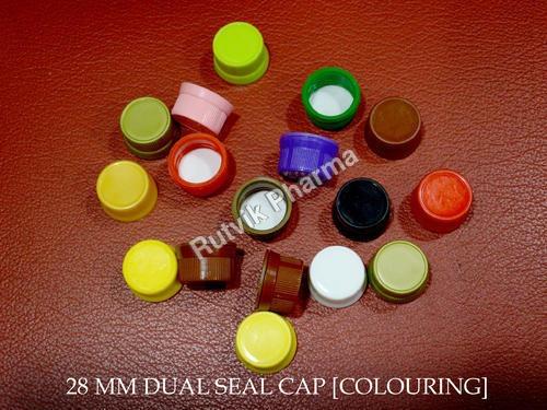 28mm  Dual Seal Cap
