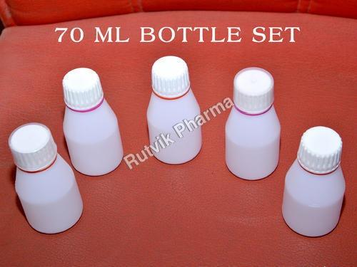 70 Ml Bottle Set