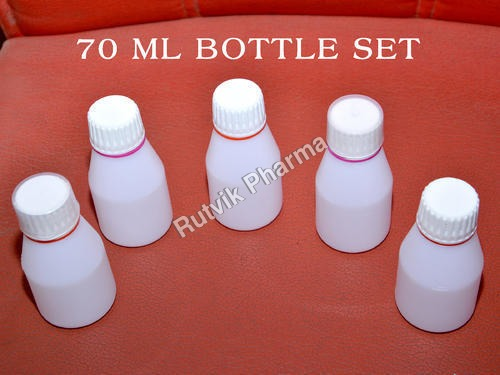 70 Ml Bottle Set