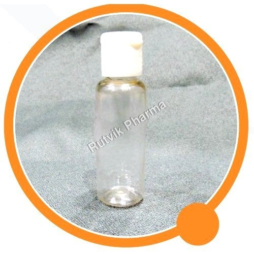45 Ml HDPE Bottle With 19 Mm Flip Top Cap