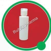 60 Ml HDPE Bottle With 19 Mm Flip Top Cap