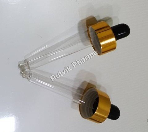Metallic Rubber Dropper