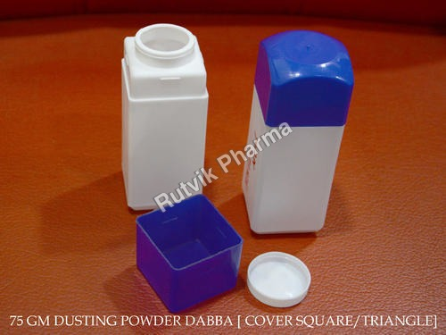 Dusting Powder Triangle Dabba