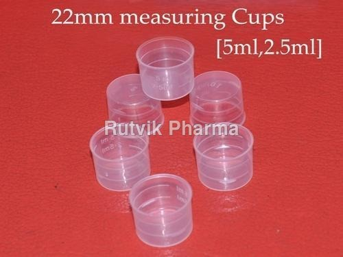 22mm Plastic Measuring Cup