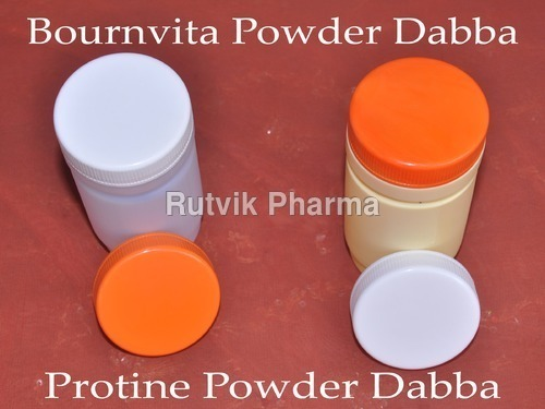 Protein Powder HDPE Container (100 Ml)