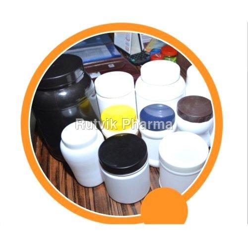 Pharma HDPE Dabba