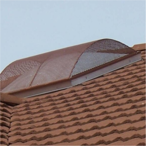 EXPANDED METAL SKYLIGHT GUARDS