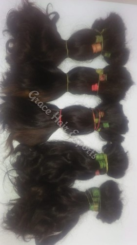 unprocessed Indian hair