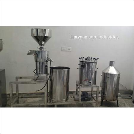 100 LPH Soya Milk Machine