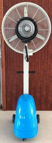 blue mist fan