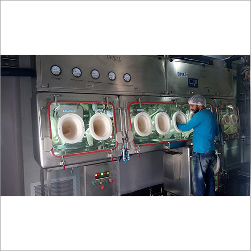Dispensing And Pack Off Isolator