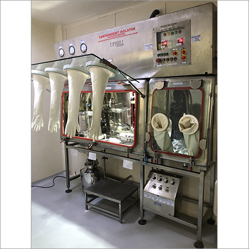 Pharmaceutical Isolator