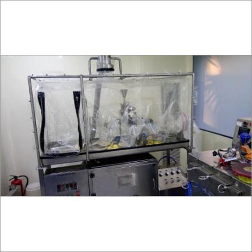 Flexible Air Jet Mill Isolator