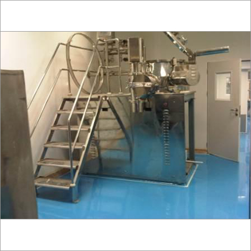 Rapid Mixture Granulator Machine