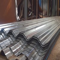 STAINLESS STEEL CORRUGATED SHEETS