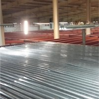 STEEL DECKING SHEETS