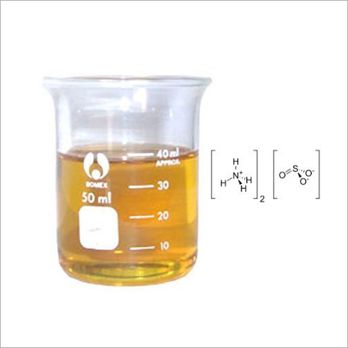 Ammonium Sulphite Solution