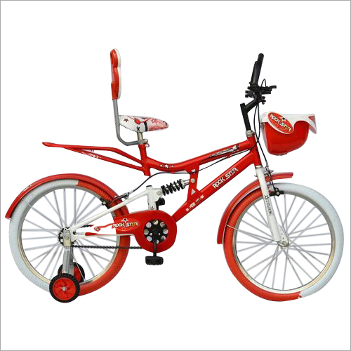 20 Inch Red Kids Bicycle
