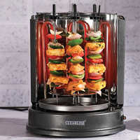 Electric Rotisserie Grill