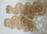 5 - Blonde Hair Extensions