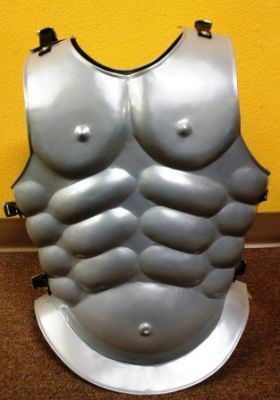 Muscle Armor Silver