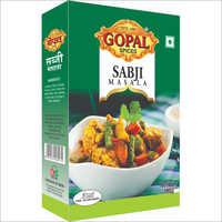 Instant Sabji Masala