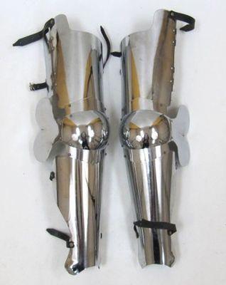 Full leg armor
