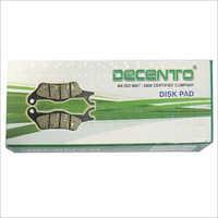 Bike Disk Pad