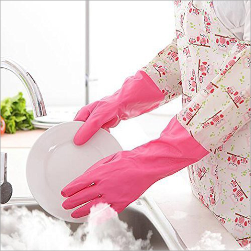 PVC Kitchen Gloves