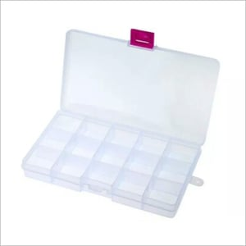 15 Grids Multipurpose Storage Box