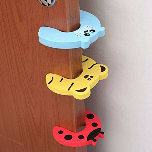 Animal Print Foam Door Stopper