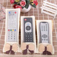 3 Piece Remote Control Cover Set