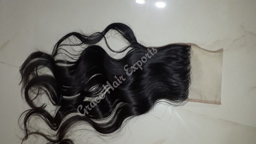 Free Part Transparent Lace Closure