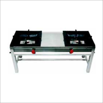 Table Top Two Burner Cooking Range