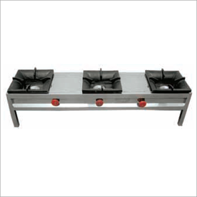 Table Top Three Burner Cooking Range