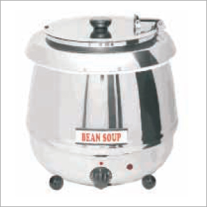 SS Electric Soup Kettle